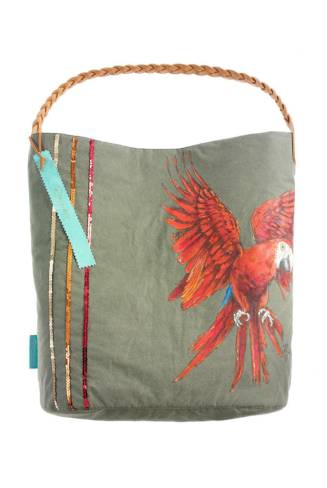 Le sac Papagei